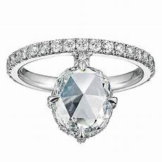 unconventional wedding rings the chicest alternative engagement ring unconventional engagement rings