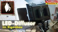 diffusor f 252 r led videoleuchte selber bauen t 252 ftler diy