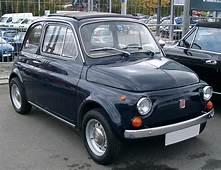 Cars Fiat 500 Interior