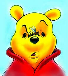 winnie the pooh running 4 my to heck with inauguration wednesday is