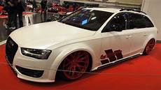 Audi A4 Allroad B8 Tuning At Essen Motorshow Exterior