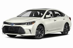2017 Toyota Avalon Hybrid Reviews Specs And Prices  Carscom