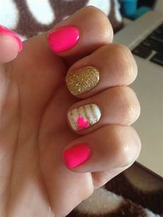 14 pink and gold 24 fancy nail art designs that you ll
