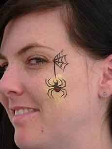 Die 9 Besten Bilder Spinne Schminken Spinne