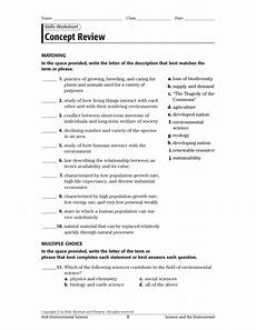 worksheet holt earth science worksheets grass fedjp worksheet study site