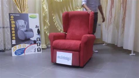 Poltrona Elettrica Per Disabili E Anziani Susy 2 Motori