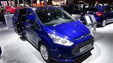2015 ford b max trend auto show brussels 2015