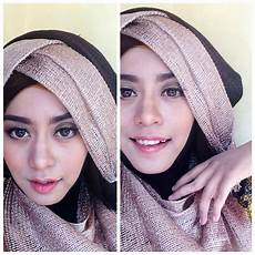 Beautiful Tutorial For Oval Hijabiworld