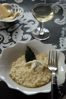 Risotto Au Parmesan Gorgonzola Et Vin Blanc Miam