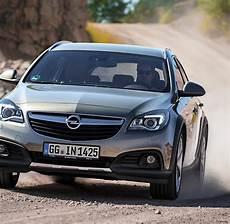 Komm Wir Fahren Aufs Land Fahrbericht Opel Insignia