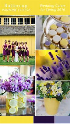 wedding colors for spring 2016 trends from pantone