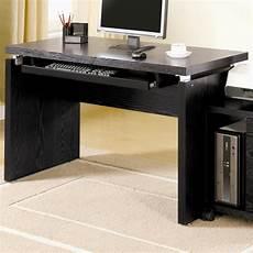 coaster peel computer desk with keyboard tray value city