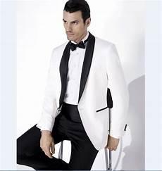 Costume Mariage Noir Et Blanc