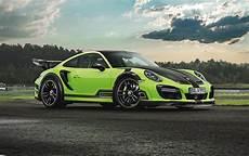 Techart Reveals New Gtstreet R Porsche 911 Turbo