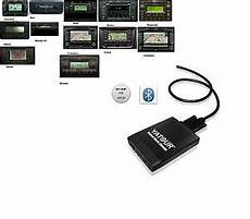 bluetooth usb sd aux mp3 adapter compatible with skoda