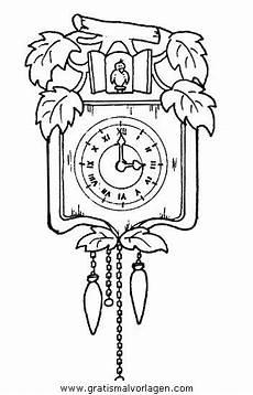 Uhr Malvorlagen Quest Cucu Uhr Gratis Malvorlage In Diverse Malvorlagen