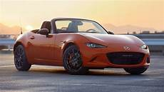 There Are Only 3 000 Units Of The Mazda Mx 5 30th