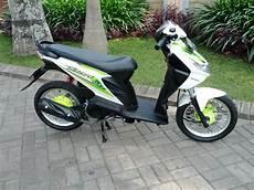 Motor Beat Modifikasi by Foto Modifikasi Motor Thailand Terkeren Dan Terbaru