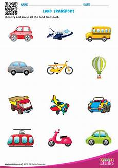 vehicles free worksheets 15173 pin on science worksheets
