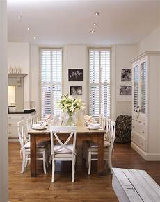 White Dining Room Design Ideas