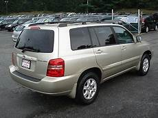 how petrol cars work 2001 toyota highlander navigation system sell used no reserve 2001 toyota highlander 4x4 4wd v6 moonroof dvd handyman s special in