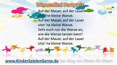 Kinderlieder Auf Der Mauer Auf - auf der mauer auf der lauer kinderlied partymix