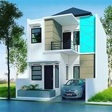 18 Desain Rumah Minimalis Type 36 Dan 45 Terbaru 2020