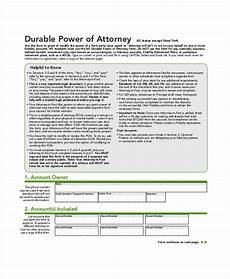 free 30 power of attorney forms in pdf ms word