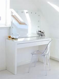 Makeup Storage Ideas Ikea Malm Dressing Table Malm