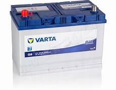 batterie 95 ah varta 95 ah starterbatterie g8 blue dynamic 12v 95ah