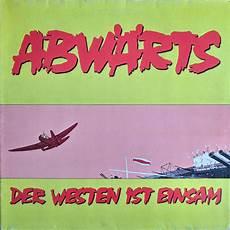 abw 228 rts der westen ist einsam 1982 vinyl discogs