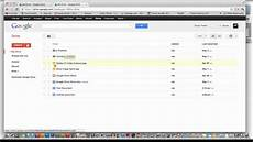 google docs 2012 beginners tutorial youtube