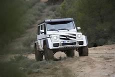 Mercedes G 500 4x4 178 Die Ultimative G Klasse