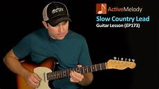 easy country guitar songs and easy lead country guitar lesson country lead guitar lesson ep173