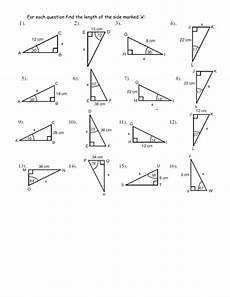 simple trigonometry worksheet by jhofmannmaths teaching resources