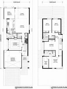 2 storey house plans for narrow blocks you really can get all the space and uber cool style you