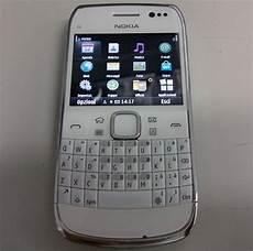 nokia e6 00 el touch and type con symbian 3 en detalle