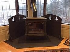 Fireplace Heat Shields Pocono Metal Craft