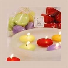 candele deber 4 candele galleggianti multicolor divertilandia