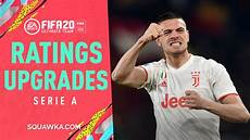 fifa 20 winter refresh every serie a player to receive an
