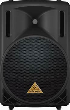 Behringer Eurolive B212d Active 550w 2 Way Pa Speaker