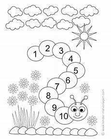 Kinder Malvorlagen Zahlen Zahlen Lernen Z 228 Hlen 220 Bungsbl 228 Tter Ausdrucken