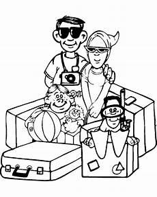 ausmalbilder familie kostenlos malvorlagen zum