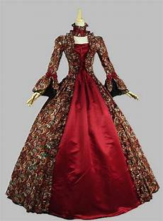 New Georgian Period Dress Masquerade