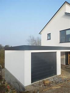 Garage 4x7m Mit Carport In Holzst 228 Nderbauweise Fink Garage