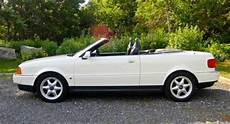 how to sell used cars 1997 audi cabriolet instrument cluster buy used 1997 audi cabriolet sport convertible top down 75 000 original miles a4 s4 s5 in