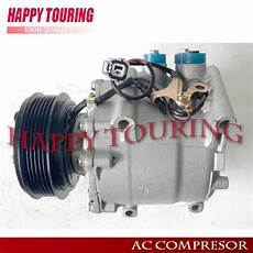 automotive air conditioning repair 2001 honda accord lane departure warning trsa09 ac air conditioner compressor for car honda civic 2001 2005 sanden 3654 3659 3664 in air