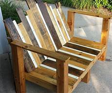 Outdoor Bench 5 Steps With Pictures