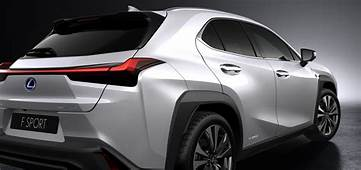 Lexus Details The UX Subcompact Crossover In Geneva