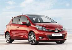 2012 Toyota Yaris Priced From 14 115 Autoblog